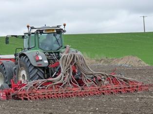 Plus d'agronomie et moins d'intrants