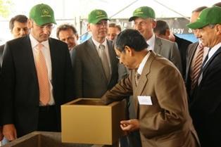 John Deere investit pour l'innovation