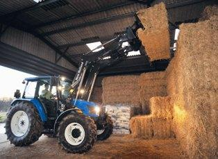 New Holland complète sa gamme T 5000