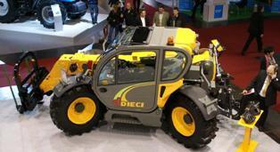 Plus de confort et de souplesse avec l'Agri Tech 32.7 VS