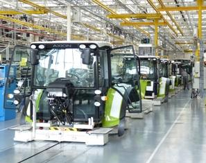 Bientôt un nouveau centre d'essais Claas Tractor