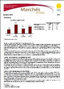 Situation équilibrée sur le marché mondial et amélioration des bilans français