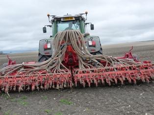 Sécheresse sur les semis de blé aux Usa