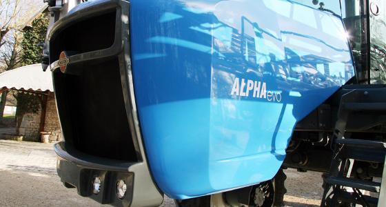 L'automoteur Alpha evo-« lue » chez Hardi-Evrard