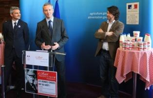 Bruno Le Maire : « L'avenir du secteur agricole est au local ! »