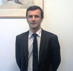 Sébastien Prin, responsable du marché del'agriculture à la Confédération nationale du Crédit mutuel.