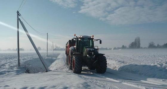 Moins froid la semaine prochaine mais avec de la neige sur l'Est (Mis à jour le 13/02)