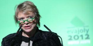 Eva Joly défend un nouveau modèle agricole