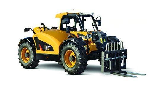 Caterpillar lancera ses télescopiques série C à Intermat