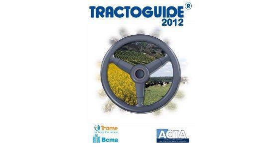 L'édition 2012 du Tractoguide est disponible