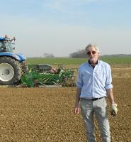 Présentation de l'essai de Hervé De Bruyn, agriessayeur