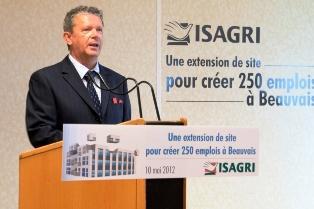 Isagri inaugure Horizons pour accueillir 250 salariés