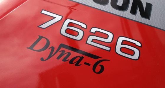 MF 7626 250 chevaux.