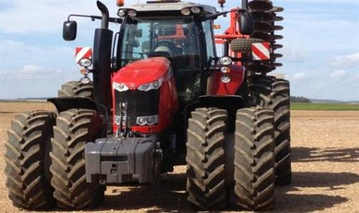 Massey Ferguson Vision of the Futur tracteur 7626.