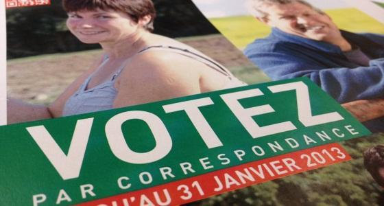 Elections Chambres d'agriculture 2013
