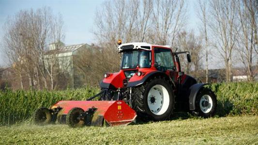 Kuhn renforce sa position sur le marché du broyage agricole