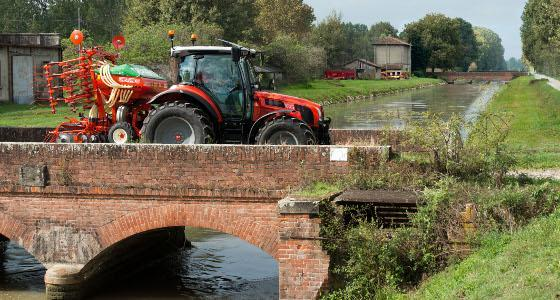 Les nouveaux tracteurs Same Virtus sont animés par un 4 cylindres Deutz Stage IIIb