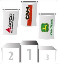 Performances des groupes de tractoristes sur le marché français 2012