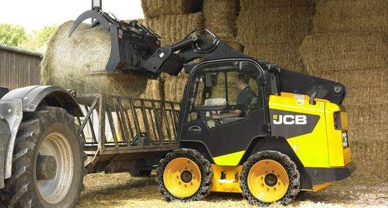 Chargeur compact Jcb.