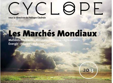 Couverture de la 27ème édition du Cyclope, les marchés mondiaux intitulée
