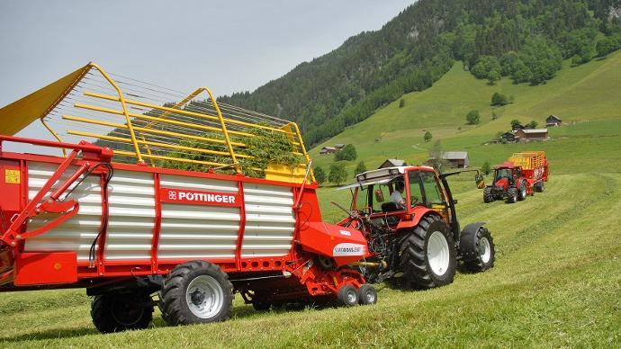 M. Lallemand (Pöttinger) : « L'autonomie pour la qualité et le coût de l'herbe »