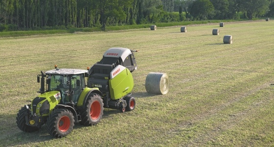 Un pick-up Xxl pour la Variant et une version roto cut pour la Rollant 340
