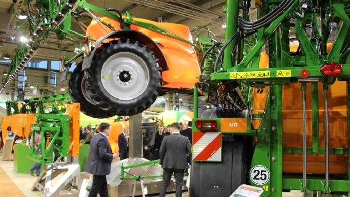Les nouveautés des constructeurs et les temps forts du machinisme agricole
