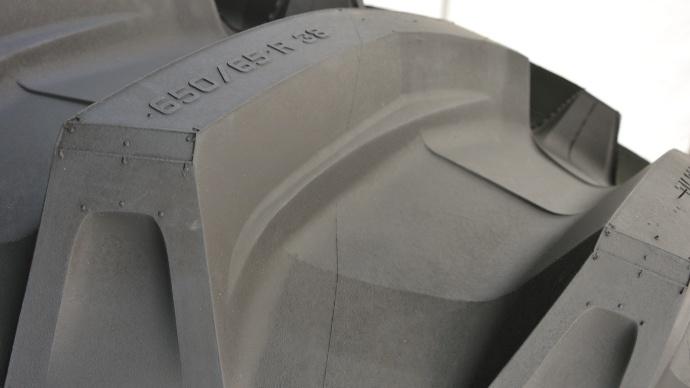 La sculpture des pneumatiques peut encore évoluer