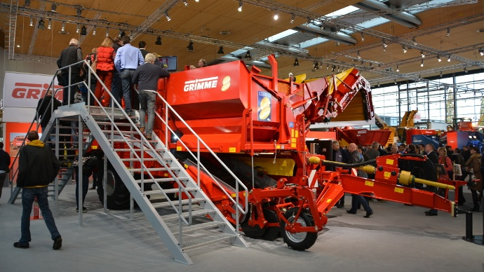 Grimme AirSep