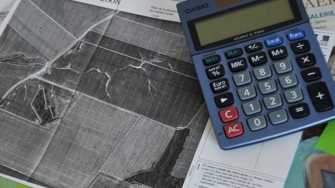 Calculatrice et aides pac