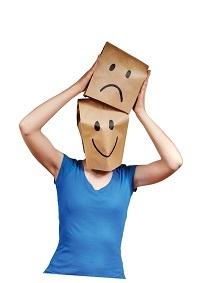 Happy et not happy