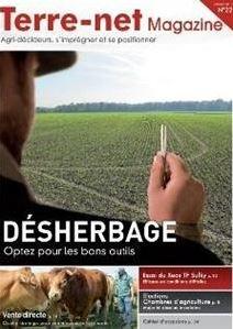Couverture Terre-net Magazine n°22