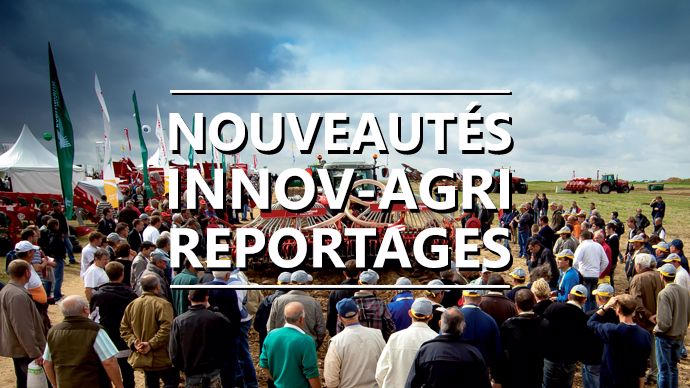 Dossier spécial : Innov-agri